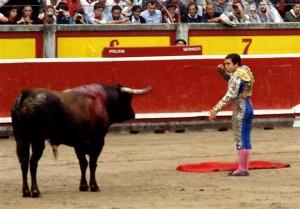 Antonio José Galán en la decada de los 70