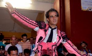 Ivan Fandiño en Guadalajara