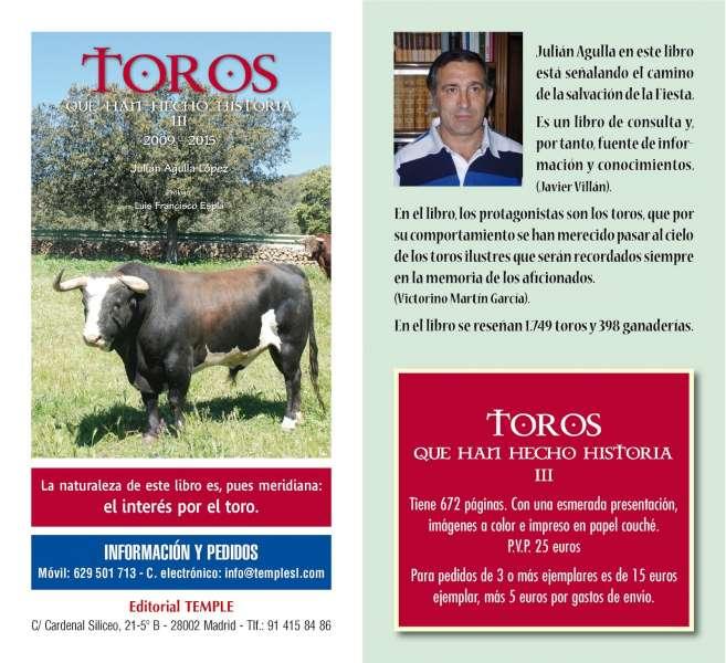 toros historia